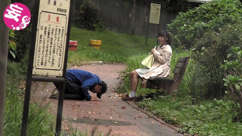 【※マジキチ※】人見知り女子に声かけて「一発お願い」と公園でひたすら土下座した結果wwwwwwwwwwwwwww・1枚目