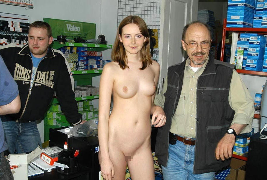 【※マジキチ※】ス ー パ ー に 全 裸 の 女 が い た ん だ がwwwwwwwwwwwwwwwwwww(画像あり)・14枚目