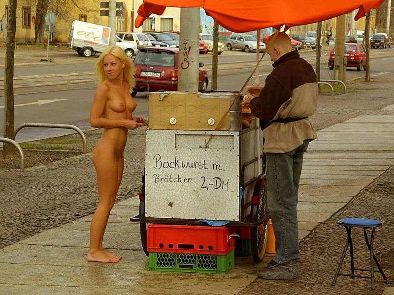 【※マジキチ※】ス ー パ ー に 全 裸 の 女 が い た ん だ がwwwwwwwwwwwwwwwwwww(画像あり)・21枚目