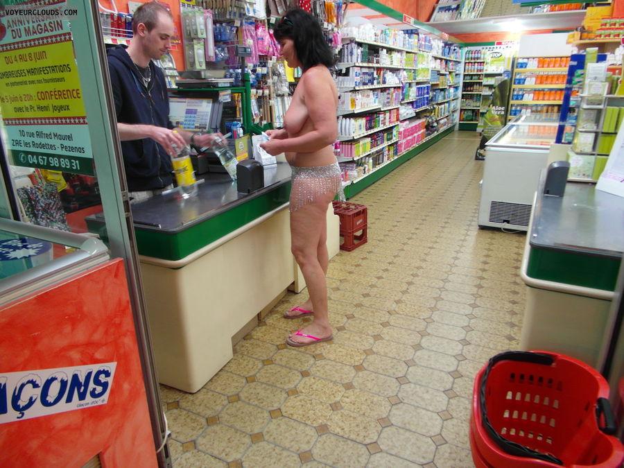【※マジキチ※】ス ー パ ー に 全 裸 の 女 が い た ん だ がwwwwwwwwwwwwwwwwwww(画像あり)・24枚目
