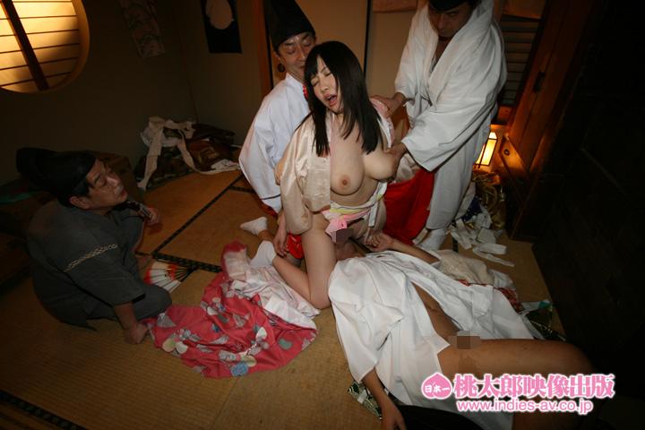 【※基地外※】日本昔話のパロディAVがマジキチと話題www 「アワビの恩返し」で草生えたwwwwwwwwwwww・16枚目