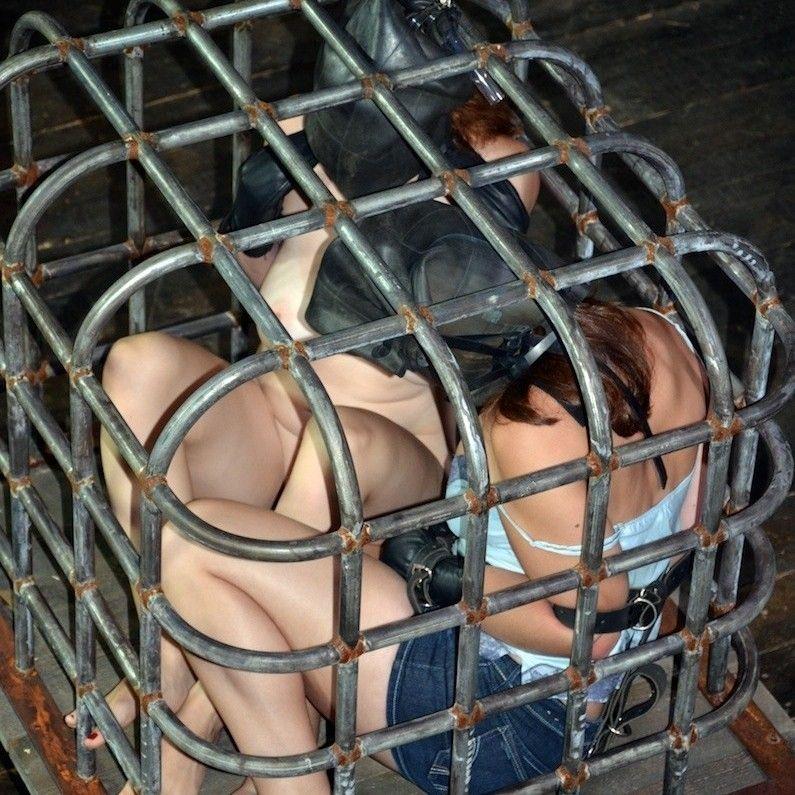 【※閲覧注意※】本 場 の 女 子 鉄 檻 監 禁 事 案 、 割 と ガ チ が い そ う で 引 い た・・・(画像あり)・7枚目