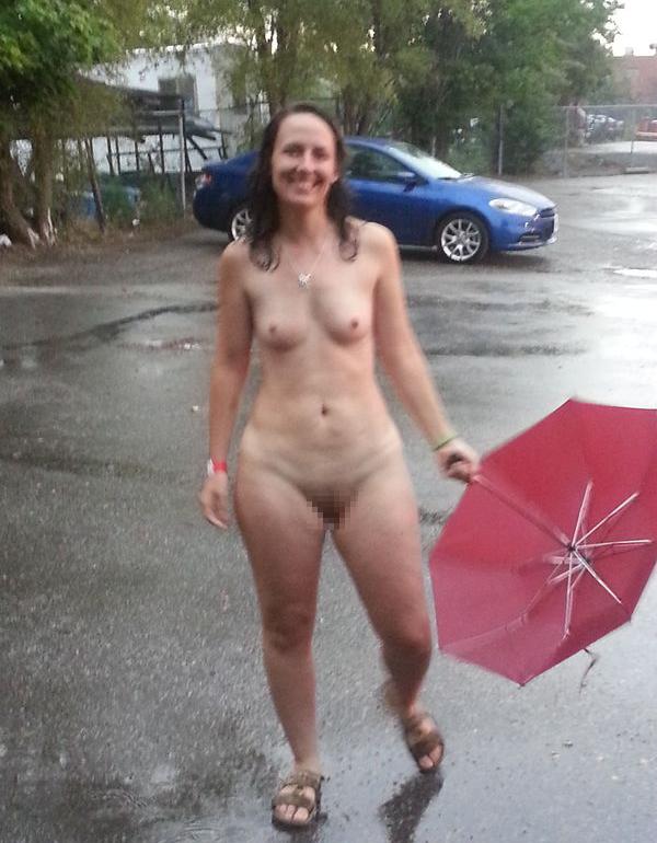 【※マジキチ※】「あ、雨降ってきたね、露出しに行こう!」 っていう猛者wwwwwwwwwwwwwwwwwwwwwww(画像あり)・2枚目