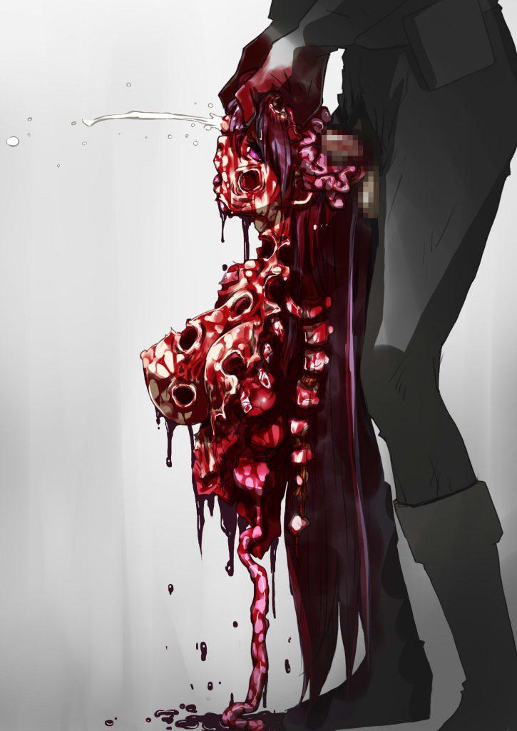 【※閲覧注意※】死姦・屍姦のエロ画像貼ってく・・・。 →これアカンヤツや。。。。(画像あり)・32枚目