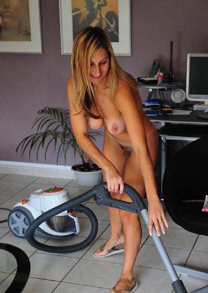 【※裸注意※】「ワイの嫁裸族やねんけど家事はしっかりやるで」 って画像貼ってくwwwwwwwwwwwwwwwwwww(画像あり)・21枚目