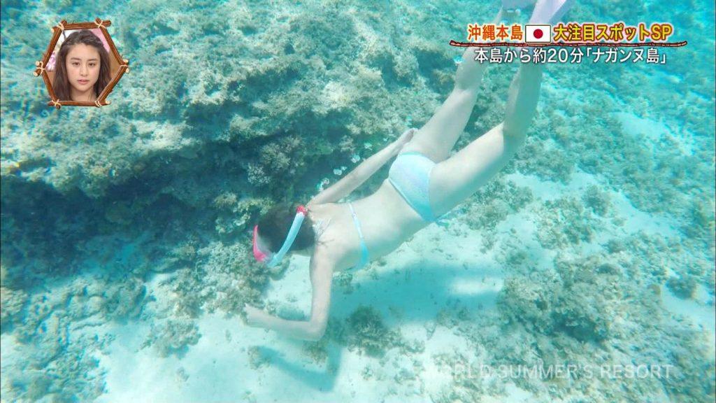 【※おっき不可避※】世界さまぁ~リゾート沖縄編、美巨乳女子、乳デカすぎて下乳飛び出すwwwwwwwwwwwwwwwwww(画像あり)・28枚目