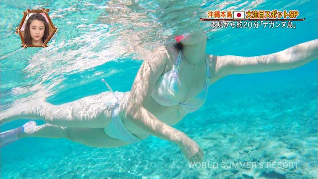 【※おっき不可避※】世界さまぁ~リゾート沖縄編、美巨乳女子、乳デカすぎて下乳飛び出すwwwwwwwwwwwwwwwwww(画像あり)・29枚目