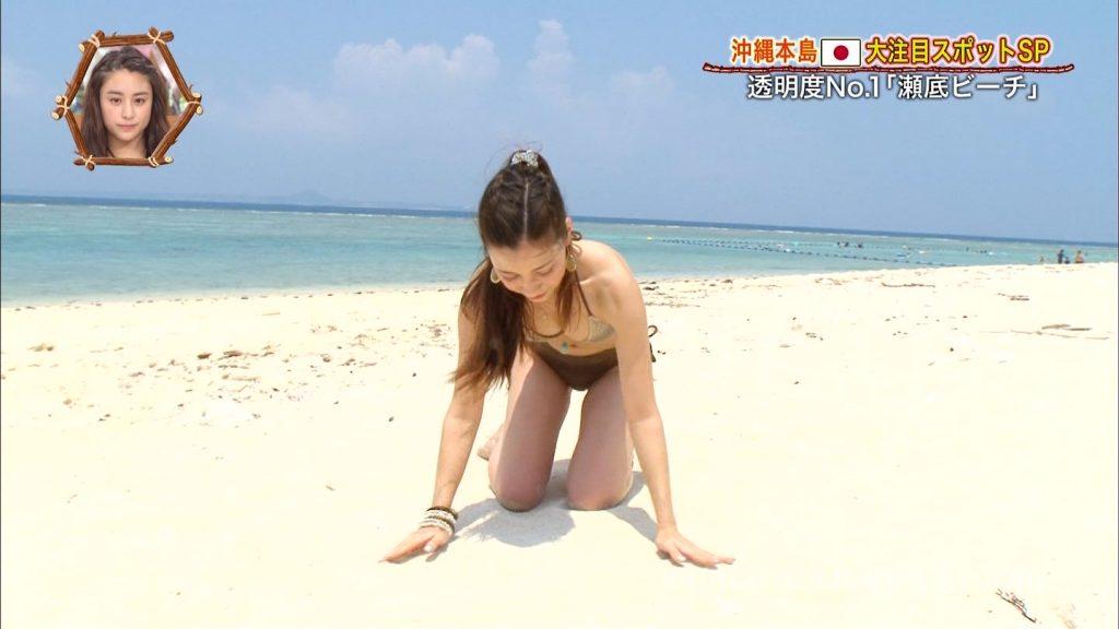 【※おっき不可避※】世界さまぁ~リゾート沖縄編、美巨乳女子、乳デカすぎて下乳飛び出すwwwwwwwwwwwwwwwwww(画像あり)・9枚目