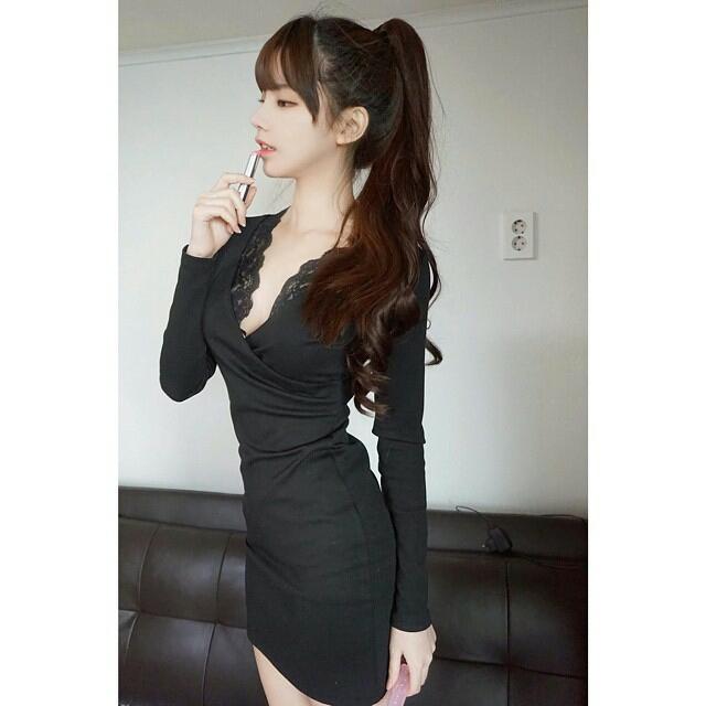 【※画像あり※】韓国人女のHな体wwwwwwwwwwwww→「慰安させたいンゴオオオオオオオオオ」「要ティッシュ」(画像あり)・49枚目