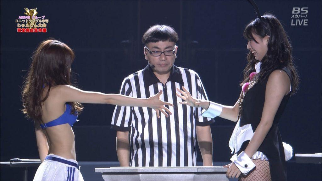 【※速報・朗報※】AKB48じゃんけん大会、小嶋菜月の乳が凄すぎて他全員かすむwwwwwwwwwwwwwwwwwwwwww(画像あり)・12枚目