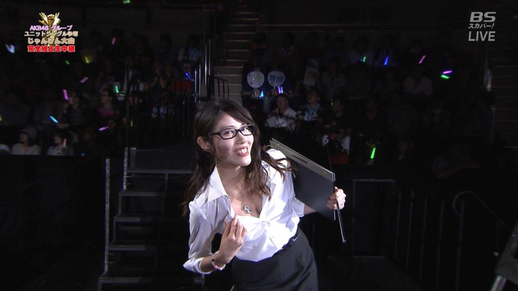 【※速報・朗報※】AKB48じゃんけん大会、小嶋菜月の乳が凄すぎて他全員かすむwwwwwwwwwwwwwwwwwwwwww(画像あり)・18枚目