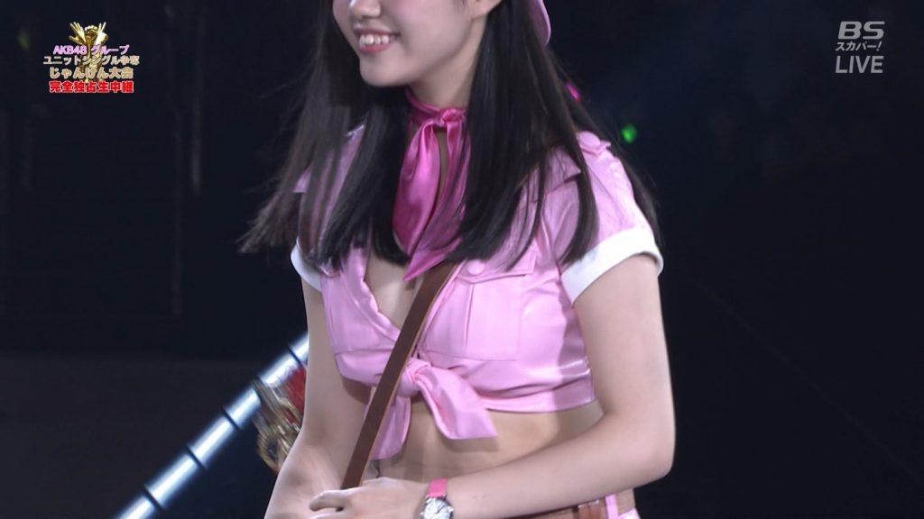 【※速報・朗報※】AKB48じゃんけん大会、小嶋菜月の乳が凄すぎて他全員かすむwwwwwwwwwwwwwwwwwwwwww(画像あり)・27枚目