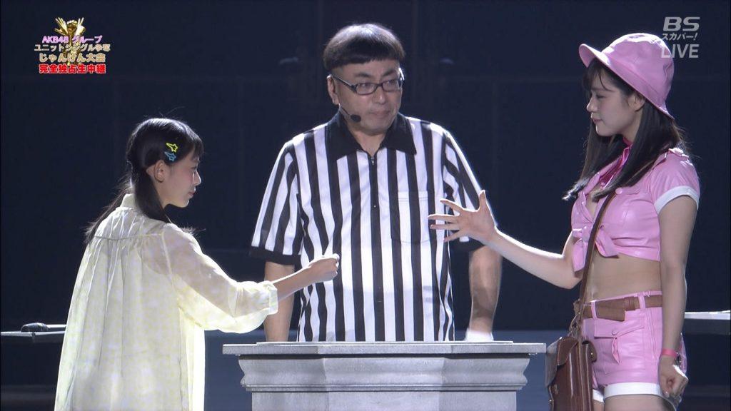 【※速報・朗報※】AKB48じゃんけん大会、小嶋菜月の乳が凄すぎて他全員かすむwwwwwwwwwwwwwwwwwwwwww(画像あり)・28枚目