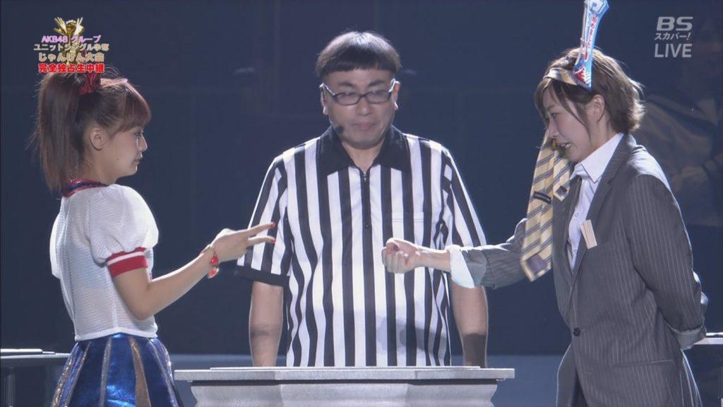 【※速報・朗報※】AKB48じゃんけん大会、小嶋菜月の乳が凄すぎて他全員かすむwwwwwwwwwwwwwwwwwwwwww(画像あり)・37枚目