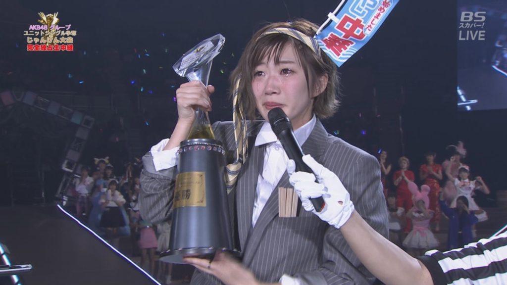 【※速報・朗報※】AKB48じゃんけん大会、小嶋菜月の乳が凄すぎて他全員かすむwwwwwwwwwwwwwwwwwwwwww(画像あり)・38枚目