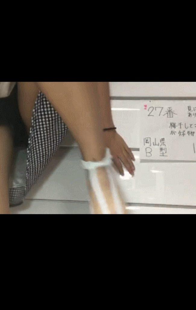 【※確信犯※】AKB48、16期生オーディション27番のパンモロと29番のポロリ露骨と話題にwwwJCのエロチャット状態で草wwwww(画像あり)・3枚目
