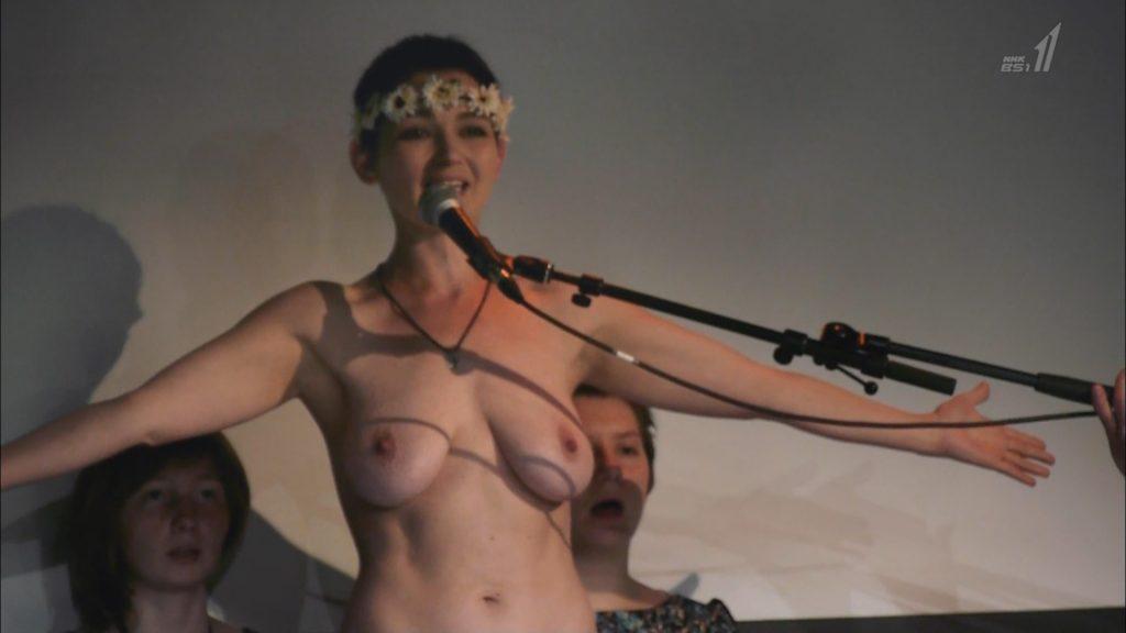 【※放送事故※】NHKさん「NHKで公衆の面前で裸になるしかない!」とかいうとんでもないものを放送するwwwwwwwwwwww・3枚目
