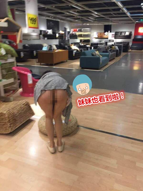 【※事案※】IKEAに降臨した露出狂女、あまりにヒドすぎた為警察が捜査に乗り出すwwwwwwwwwwwwwwwwwwww(画像あり)・2枚目