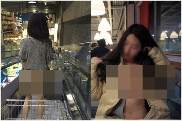 【※事案※】IKEAに降臨した露出狂女、あまりにヒドすぎた為警察が捜査に乗り出すwwwwwwwwwwwwwwwwwwww(画像あり)・3枚目