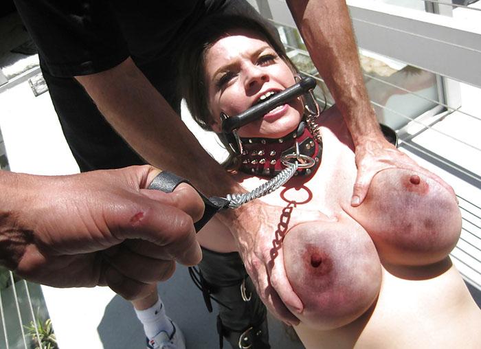 【※閲覧注意※】変態セレブに買われた性奴隷のその後をご覧下さい。 これはいっそ死にたくなること請け合い。。(画像26枚)・5枚目