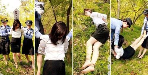 【※閲覧注意※】中国の女囚人の処刑の様子をご覧下さい。 → 淡々と殺し過ぎててガチでビビった。。。(画像あり)・7枚目