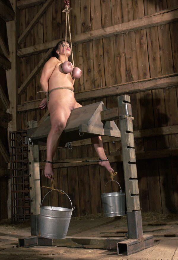 【※閲覧注意】ドM女でも嫌う最も最低な調教方法がこちら。。。これマンコ裂けるやつや・・・・・(画像あり)・14枚目