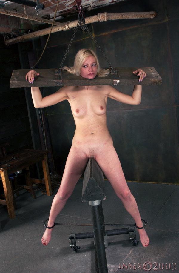 【※閲覧注意】ドM女でも嫌う最も最低な調教方法がこちら。。。これマンコ裂けるやつや・・・・・(画像あり)・17枚目
