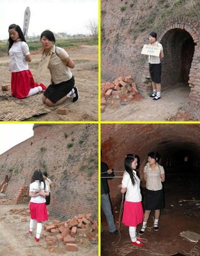【※閲覧注意※】中国の女囚人の処刑の様子をご覧下さい。 → 淡々と殺し過ぎててガチでビビった。。。(画像あり)・8枚目