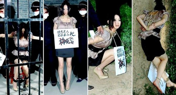 【※閲覧注意※】中国の女囚人の処刑の様子をご覧下さい。 → 淡々と殺し過ぎててガチでビビった。。。(画像あり)・11枚目