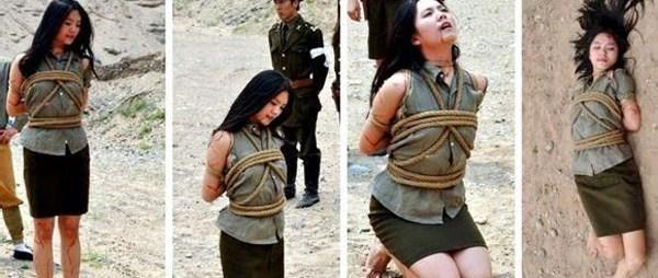 【※閲覧注意※】中国の女囚人の処刑の様子をご覧下さい。 → 淡々と殺し過ぎててガチでビビった。。。(画像あり)・12枚目