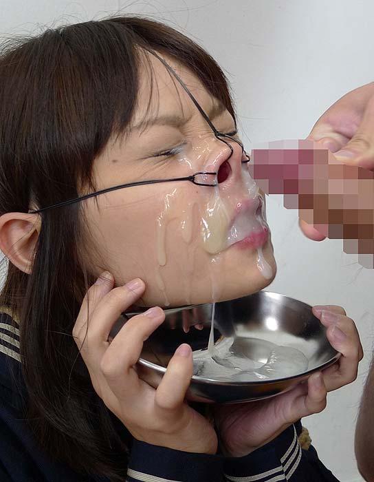 【※閲覧注意※】女の鼻の穴狙って顔射したった結果wwwwwwwwwwwwwwwwwwwwwwwwwww(画像あり)・5枚目