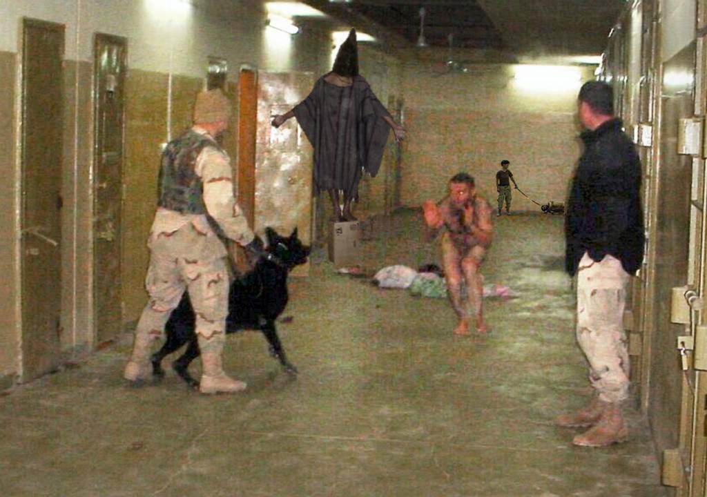 【※閲覧注意※】米兵「捕虜で遊ぶンゴwwwwww」 → ガチでヒド杉これ国際問題だろ。。。(※画像あり)・16枚目