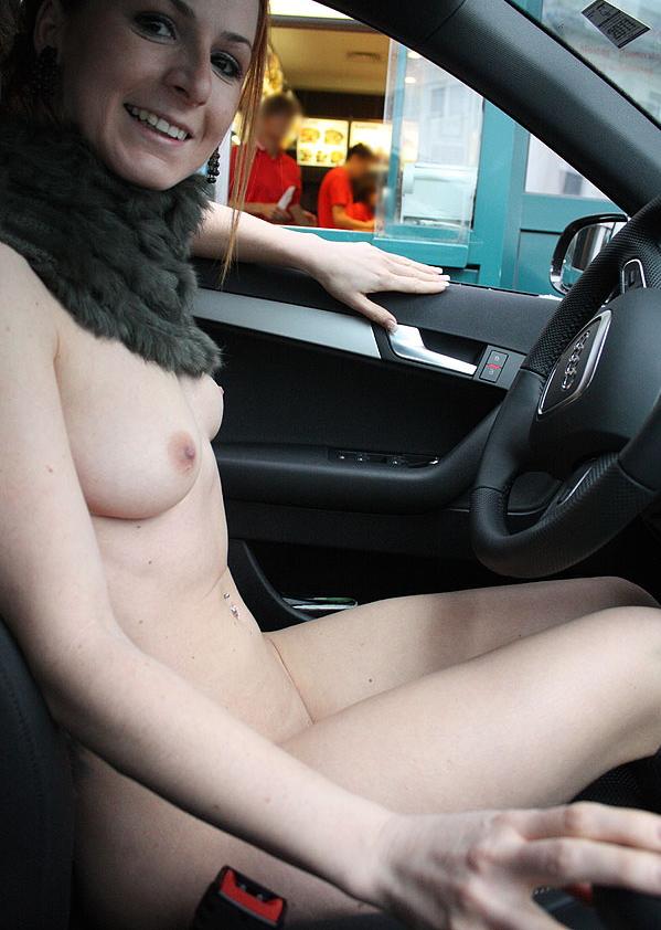 【※マジキチ※】裸 族 の 彼 女 と マ ッ ク の ド ラ イ ブ ス ル ー 行 っ て き た でwwwwwwwwwwwwwwwww(画像あり)・2枚目