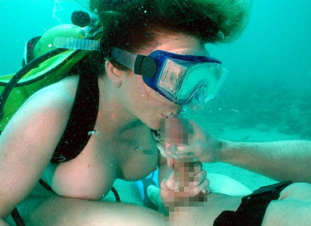 【※衝撃】水中で射精した時の精子の動きクッソワロタwwwwwwwwwwwwwwwwwwwwwwwwwwwwwwwwwwww(画像あり)・7枚目