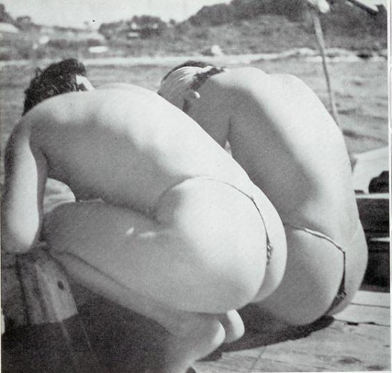 【※前屈み不可避】昭和の海女さんエッッッッッッッッッッッッッッッッロ杉ワロタwwwwwwwwwwwwwwwwwwwwwwwwww(画像あり)・7枚目