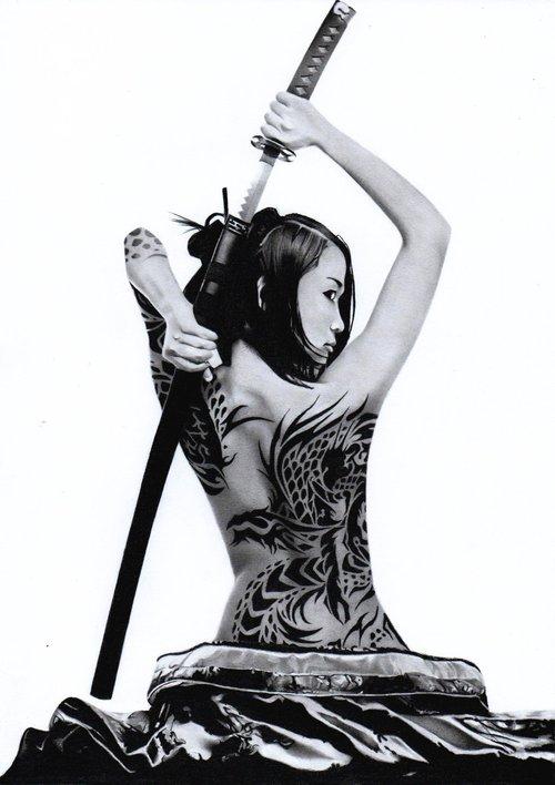 【※超マニアック】ワ イ 、 つ い に 日 本 刀 を 持 っ た ま ん さ ん の ノ ス タ ル ジ ッ ク 写 真 の エ ロ さ に 気 付 く。・15枚目