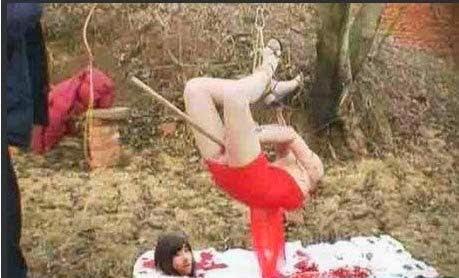 【※閲覧注意】中国の宿の主人、給料未払いでストを企てた16名の女子従業員を「首切り」する暴挙。。。さすがの中国クオリティ。。(画像あり)・6枚目