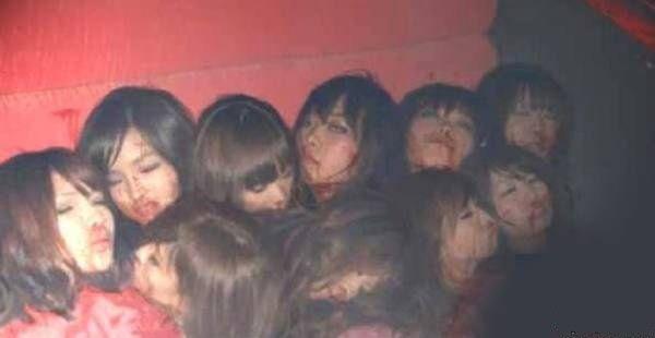 【※閲覧注意】中国の宿の主人、給料未払いでストを企てた16名の女子従業員を「首切り」する暴挙。。。さすがの中国クオリティ。。(画像あり)・7枚目