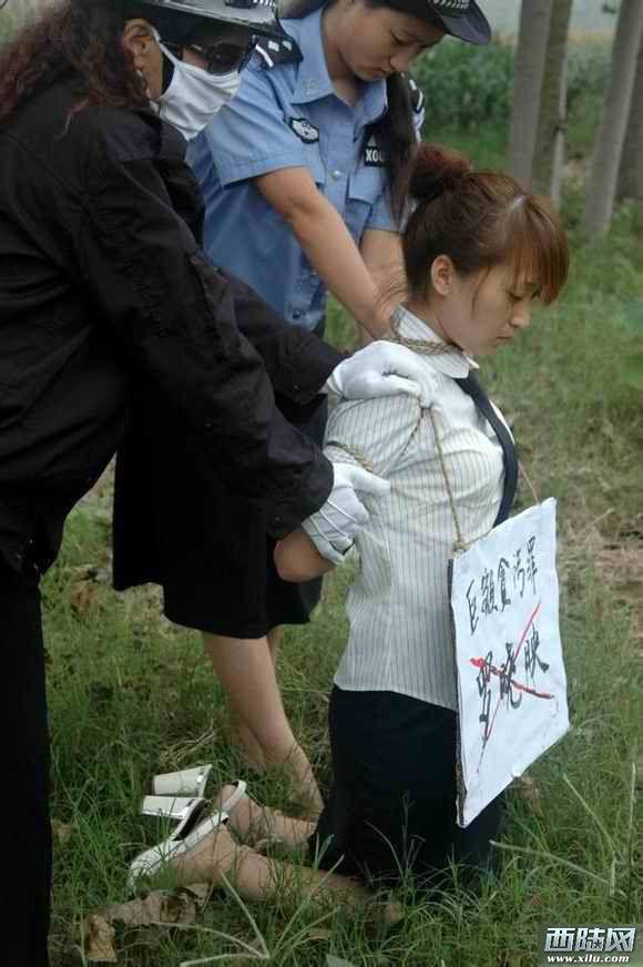 【※閲覧注意】田舎チャイナの女死刑囚の死刑執行の様子がコチラ、、、スーパー雑杉泣いた。。。(画像あり)・18枚目
