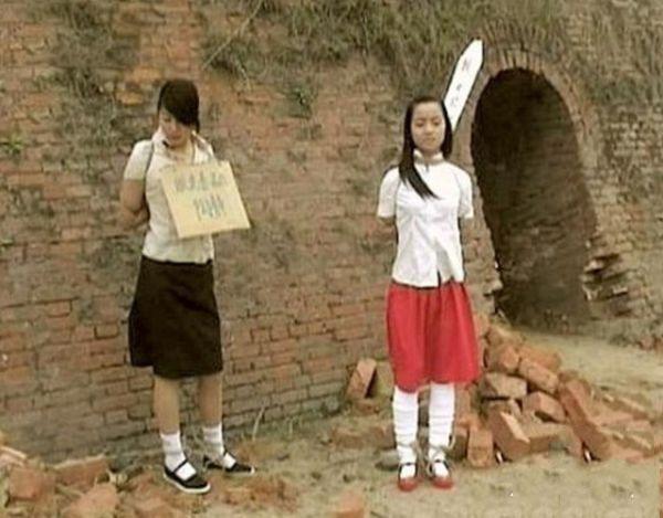 【※閲覧注意】田舎チャイナの女死刑囚の死刑執行の様子がコチラ、、、スーパー雑杉泣いた。。。(画像あり)・24枚目