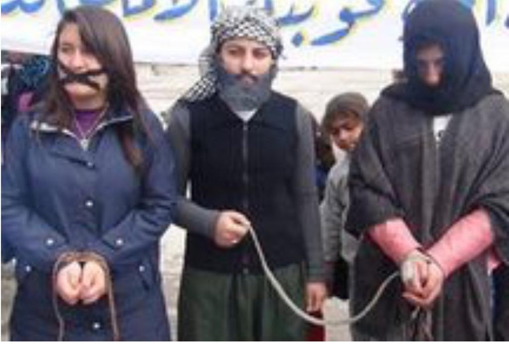 【閲覧注意】ISISの最新の性奴隷市場の様子、超絶胸糞。。。(※画像16枚)・16枚目