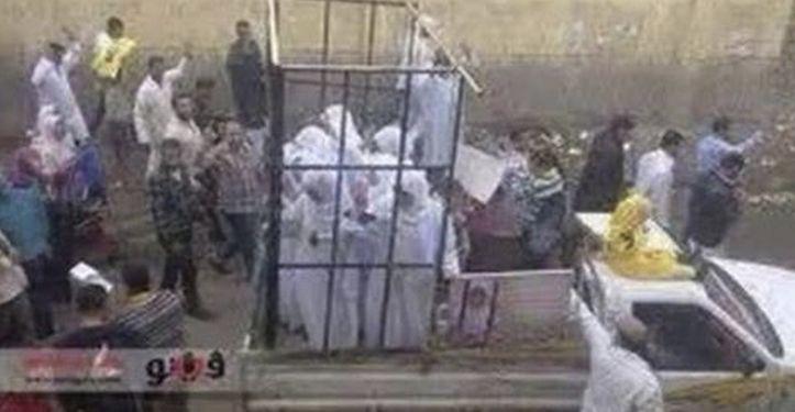 【閲覧注意】ISISの最新の性奴隷市場の様子、超絶胸糞。。。(※画像16枚)・9枚目