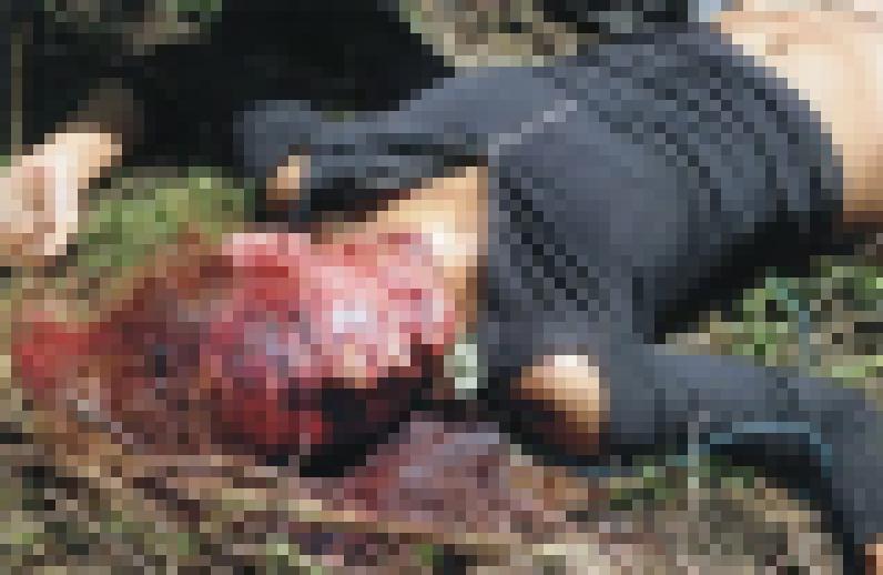 【※超・閲覧注意※】レイプ殺人被害にあったJ〇、、、足が無い。(画像あり)・16枚目