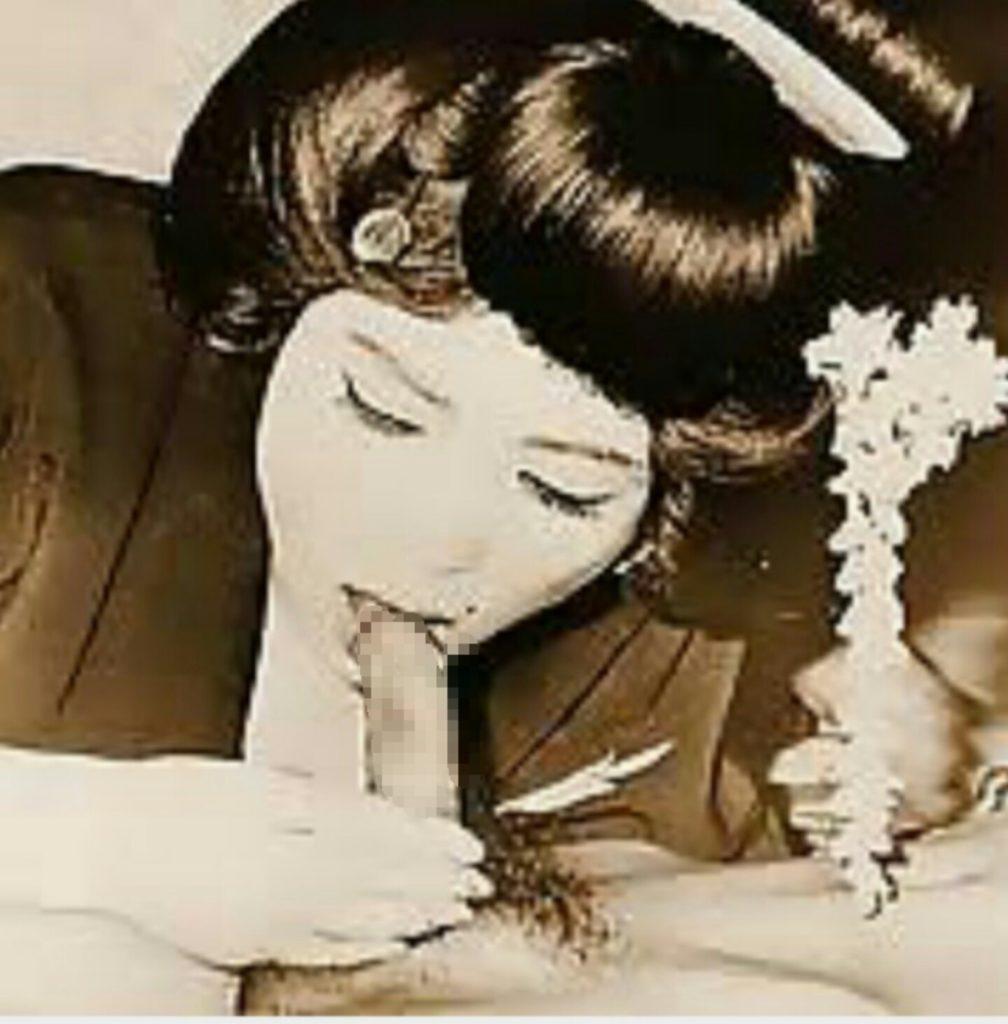 【※貴重※】白黒時代、昭和初期のエロ画像が想像より斜め上な事実。(画像26枚)・18枚目