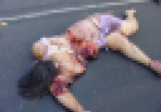 【※超・閲覧注意※】レイプ殺人被害にあったJ〇、、、足が無い。(画像あり)・4枚目