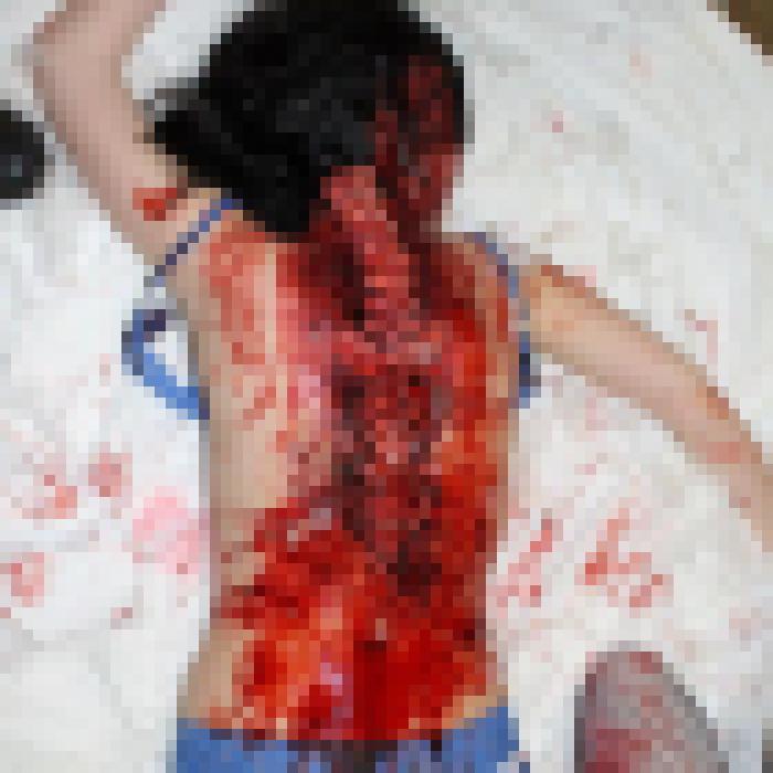 【※超・閲覧注意※】レイプ殺人被害にあったJ〇、、、足が無い。(画像あり)・5枚目