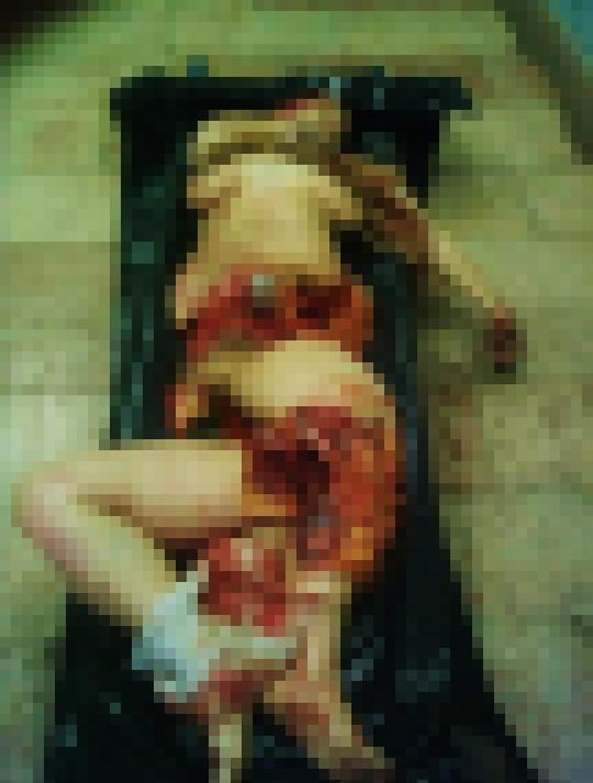 【※超・閲覧注意※】レイプ殺人被害にあったJ〇、、、足が無い。(画像あり)・7枚目