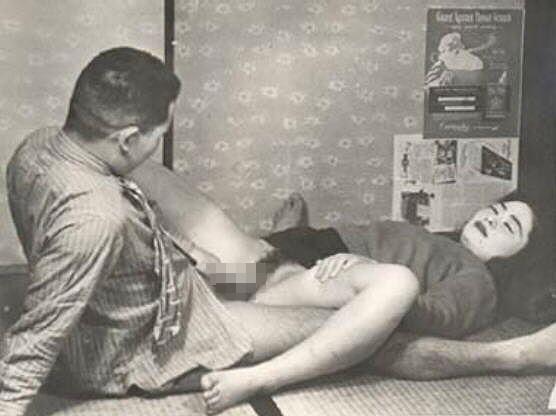 【※貴重※】白黒時代、昭和初期のエロ画像が想像より斜め上な事実。(画像26枚)・9枚目