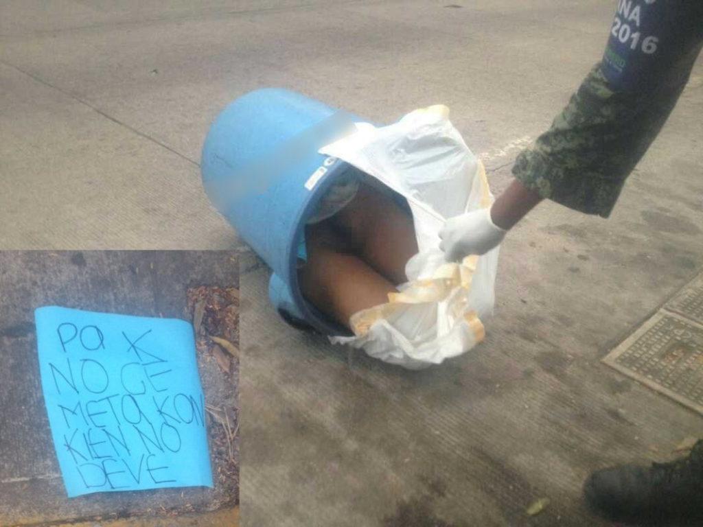 【※閲覧注意※】メキシコの路上のごみ箱を開けた結果・・・ん~~~~、メキシコorz(画像あり)・3枚目