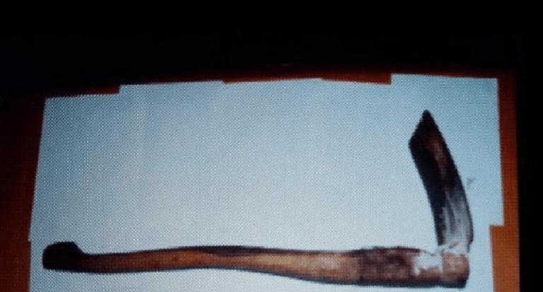 【※閲覧注意】レイプされてマンコから喉まで串刺しにされて殺された19歳JDの遺体・・(画像あり)・3枚目